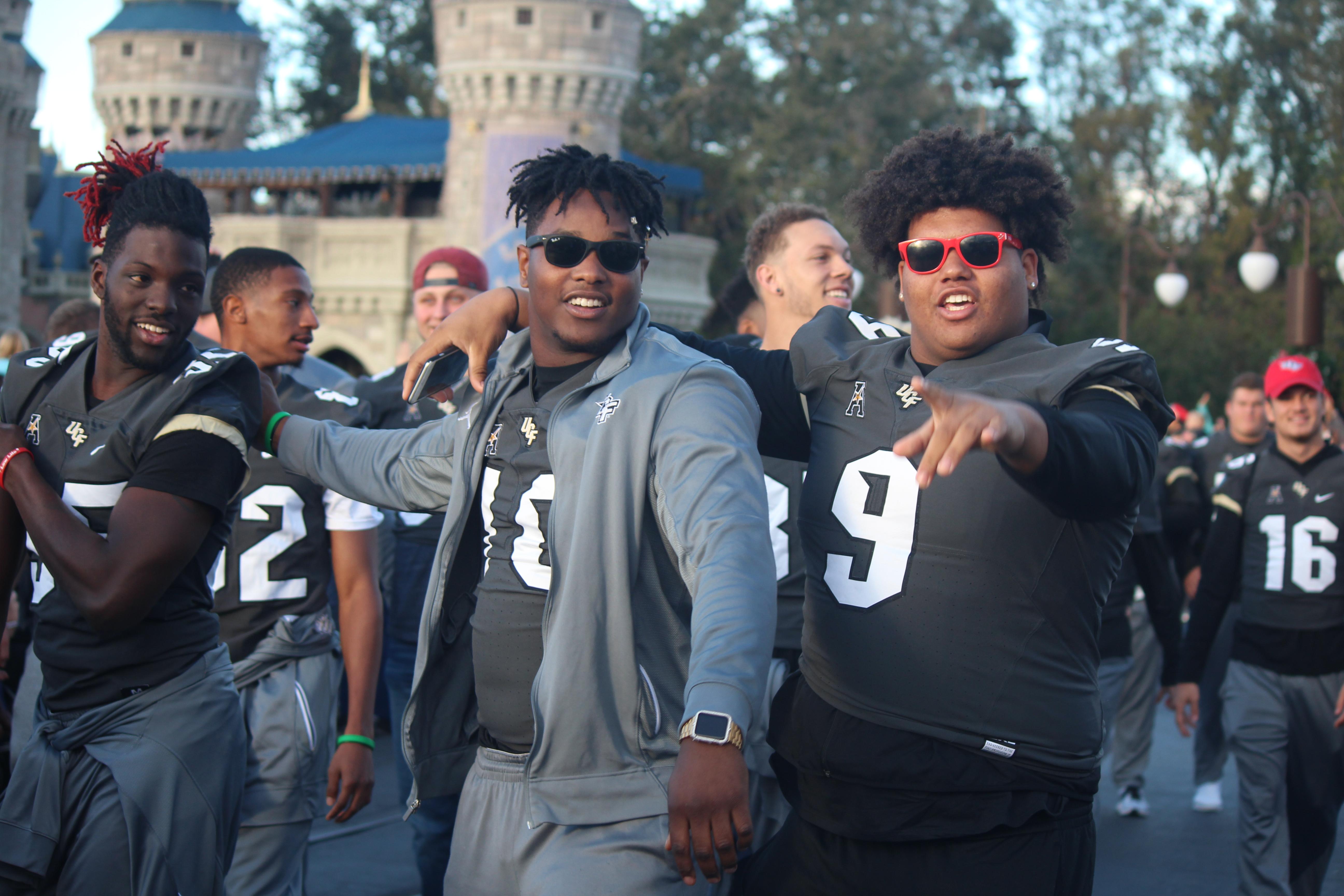 Gallery: UCF Football's Disney World Parade
