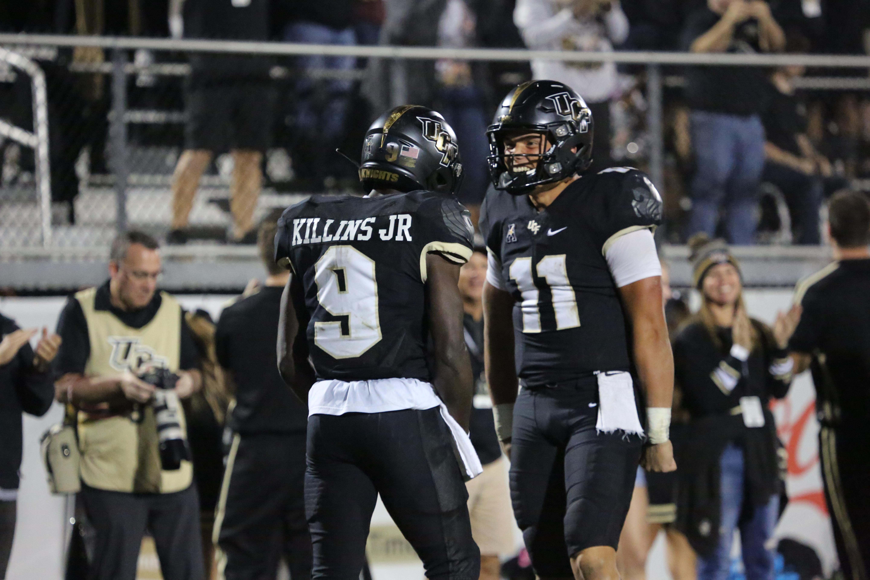 GALLERY: UCF Wins War on I4, Tops USF 34-7 on Senior Knight