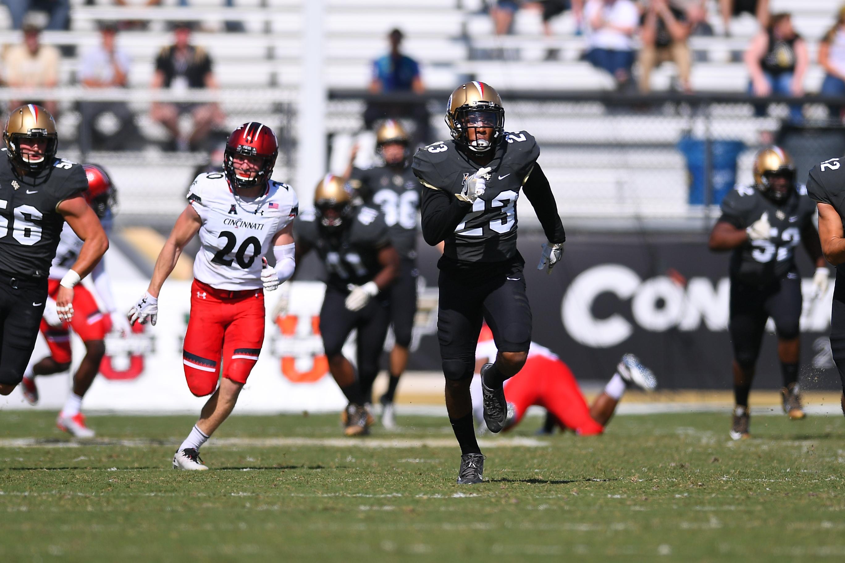 UCF vs. Cincinnati 11-12