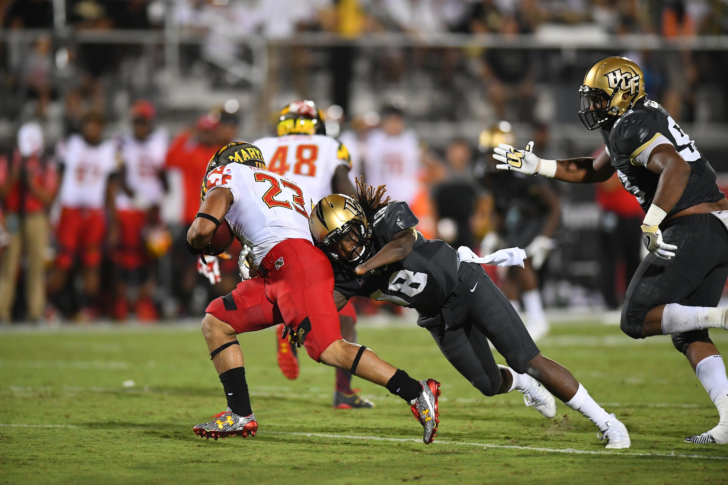 Football vs. Maryland (09-17)