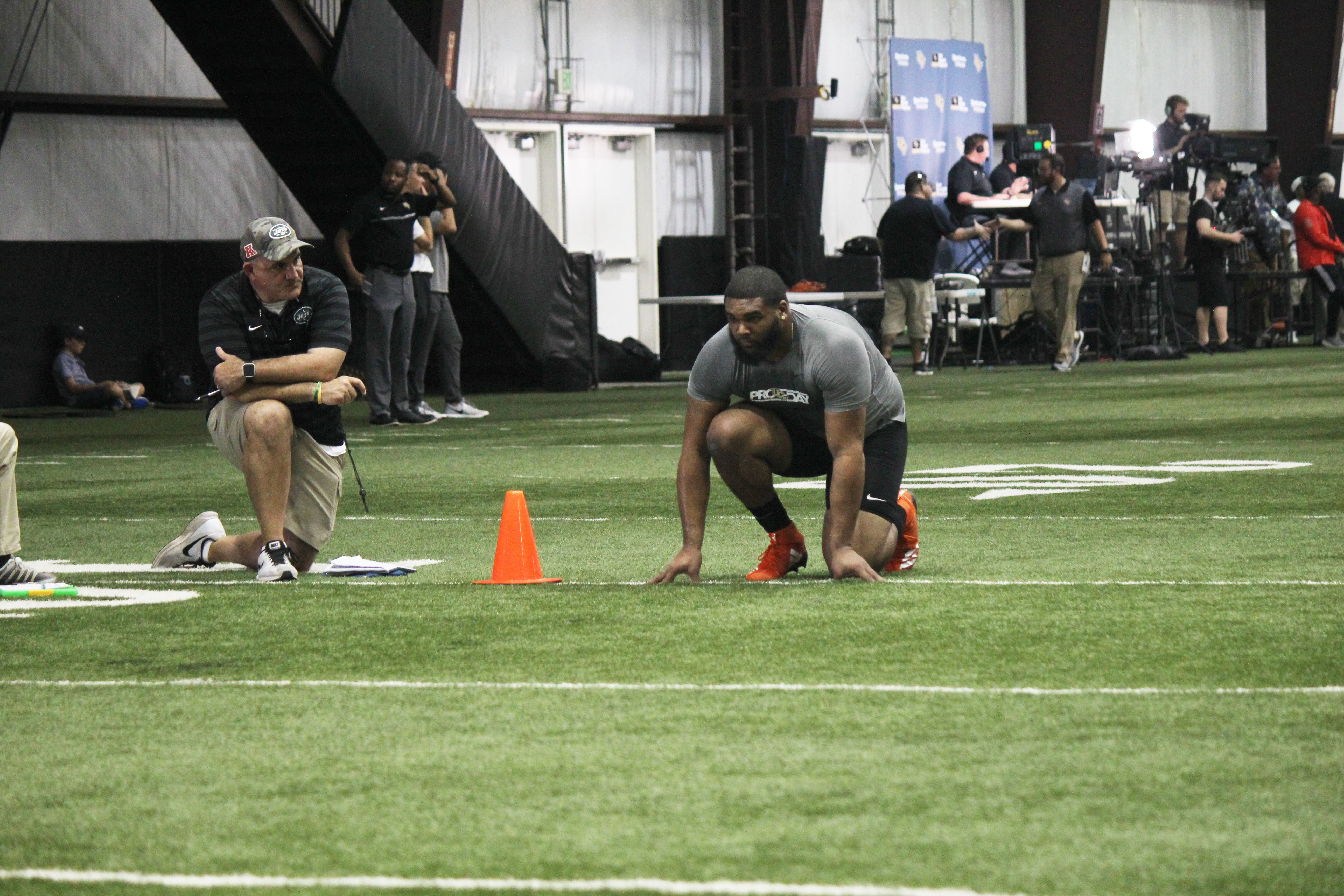 Gallery: 2018 UCF Pro Day