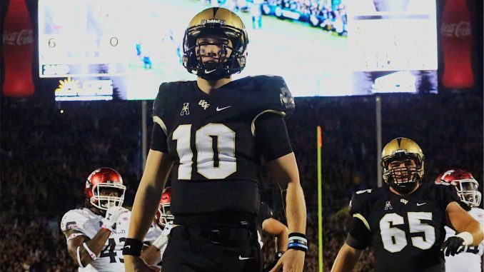online store 7546b 746a9 McKenzie Milton | Knight Sports Now >> UCF Knights All The Time