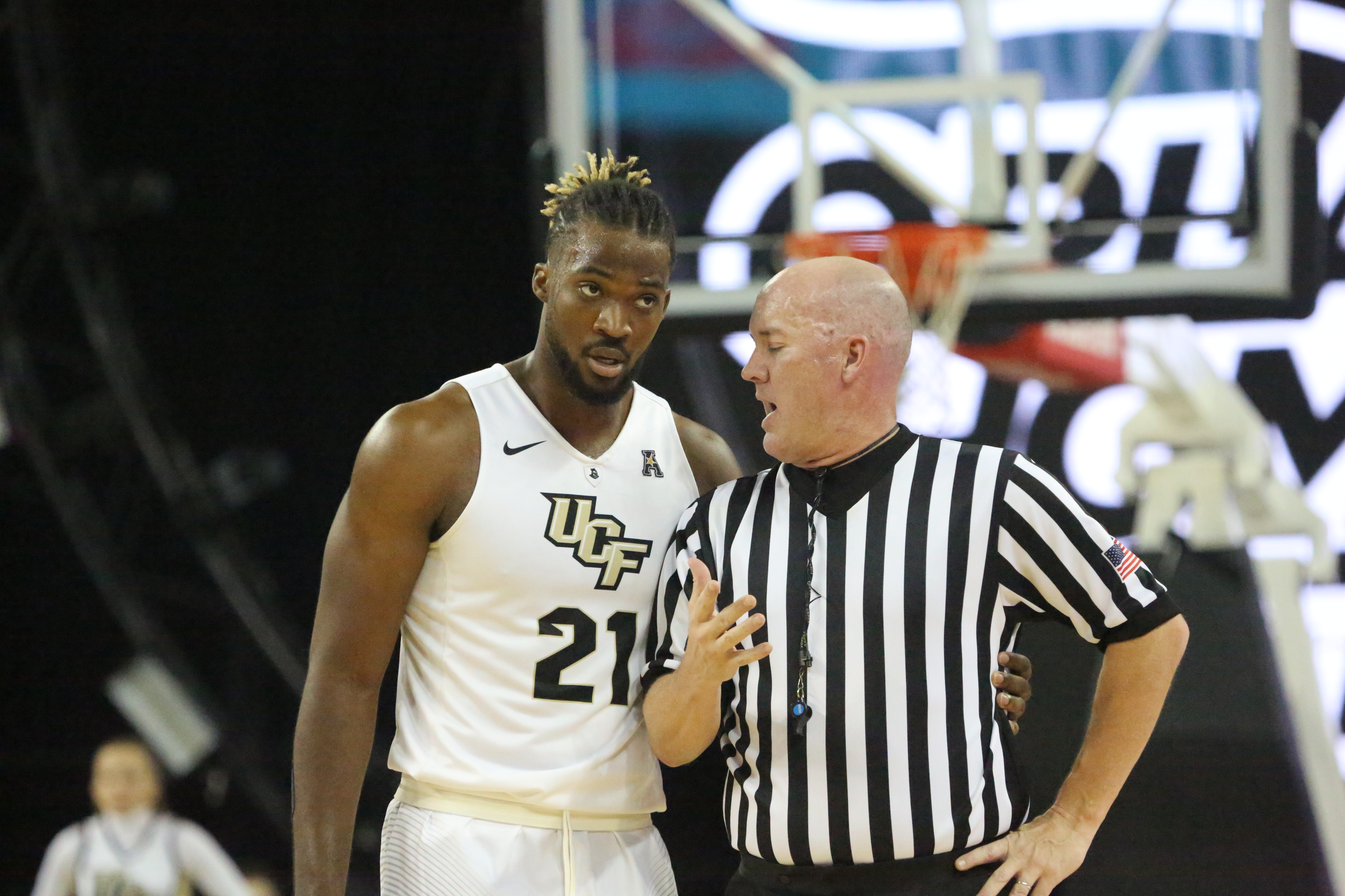 Gallery: UCF Basketball Opens Season with 84-70 Win over Rider