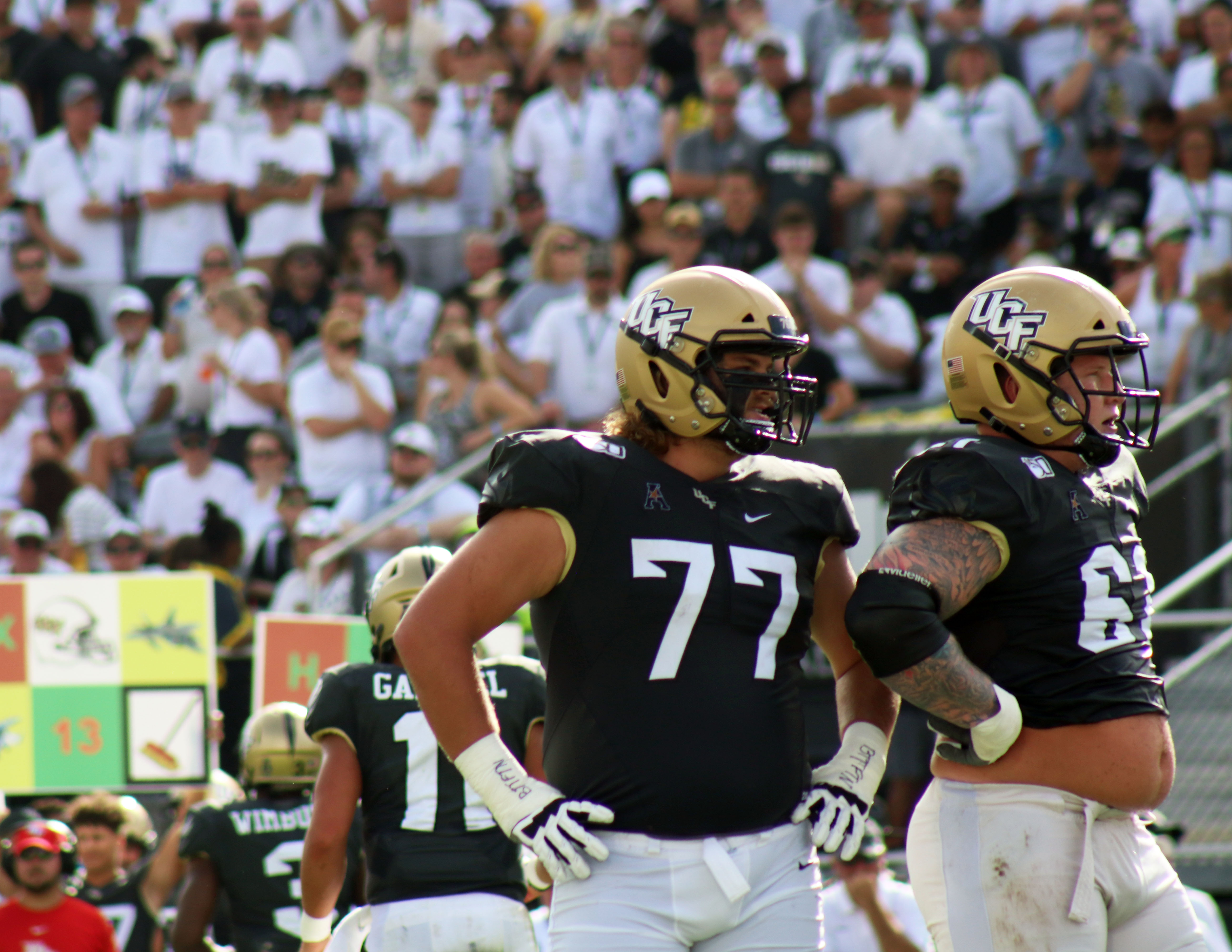 GALLERY: UCF Tops Stanford 45-27