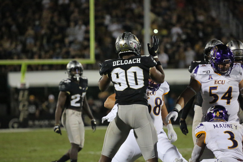 GALLERY: UCF tops ECU 41-28 on Homecoming Night